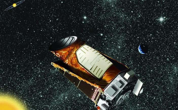 Družice Kepler