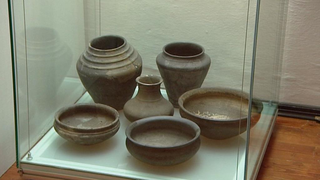 Keltské nádobí