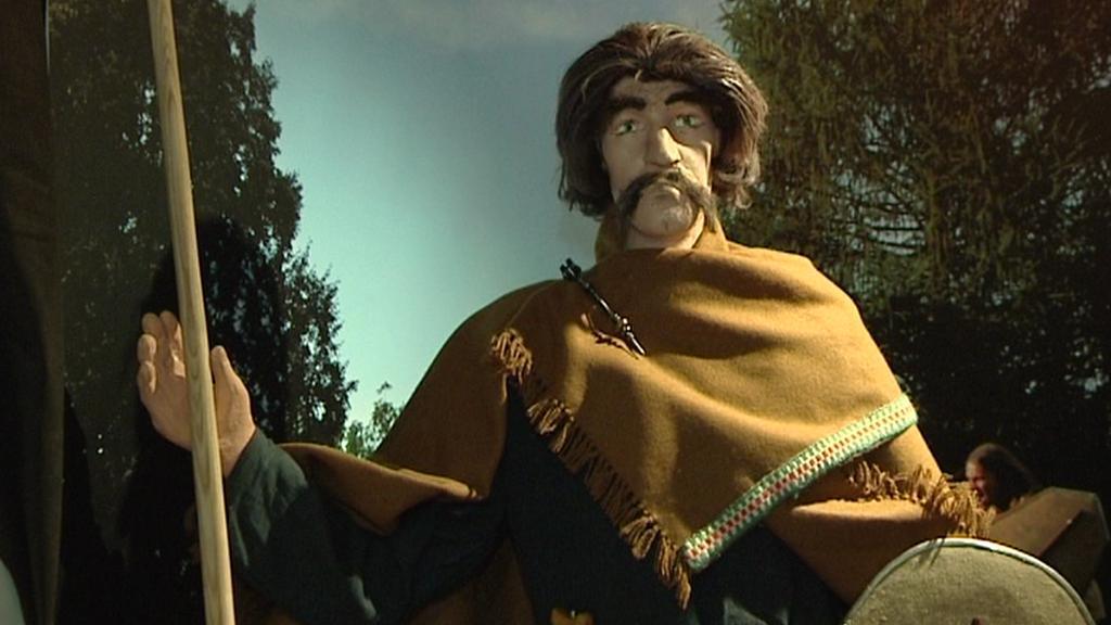 Keltský bojovník