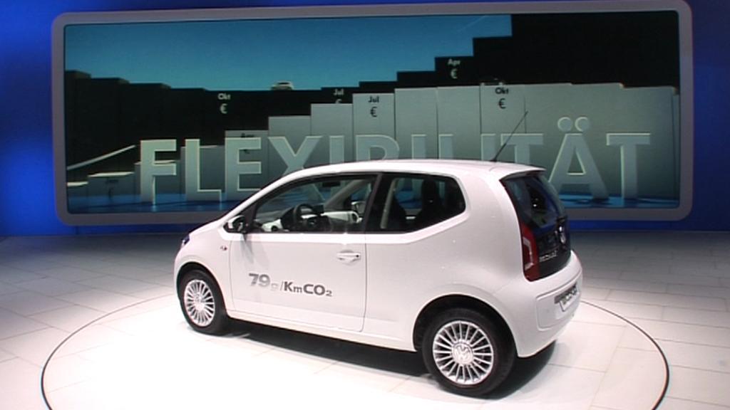 Elektromobil up! od Volkswagenu