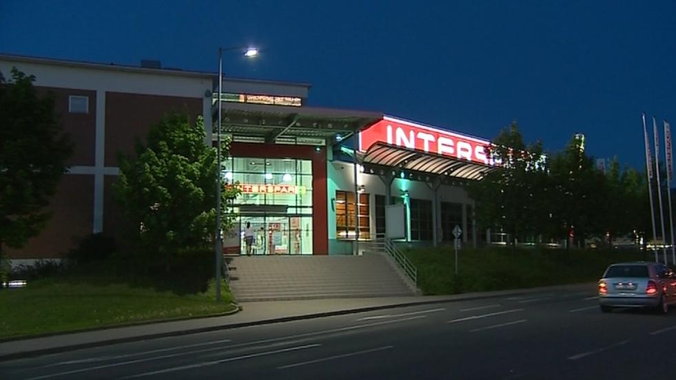 Interspar ve Zlíně