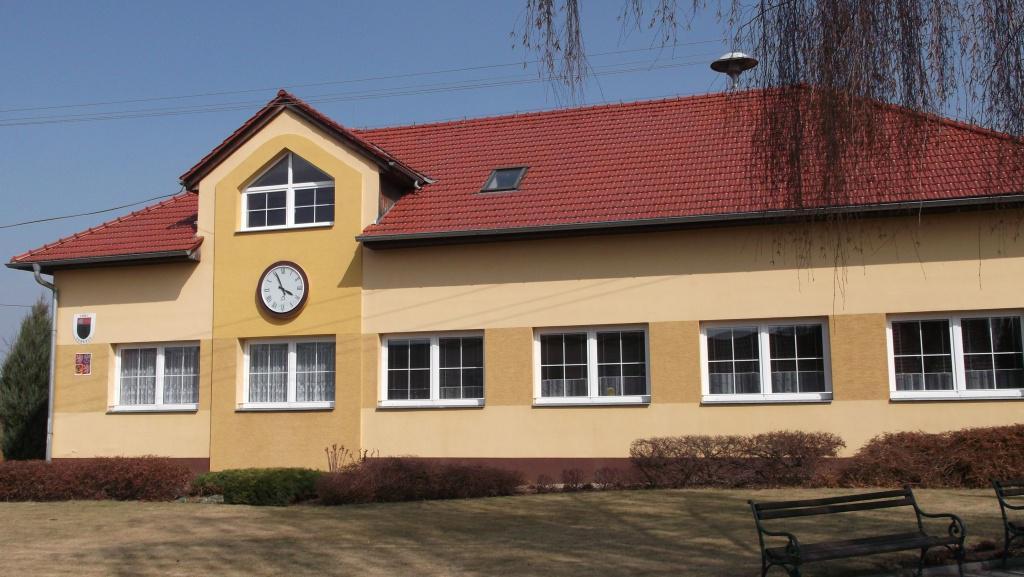 Terezínská radnice