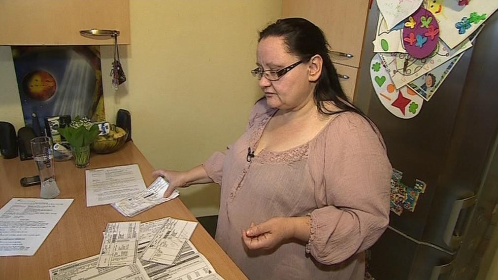 Správa nemovitostí jí vydala potvrzení, že nic nedluží