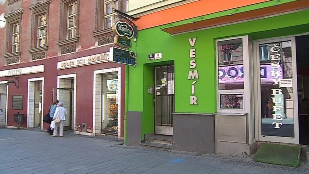 Margita Dědková bydlí v jednom z městských bytů v Brně