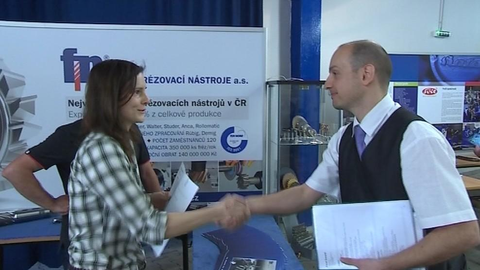 Burza pracovních příležitostí ve strojírenství ve Zlíně