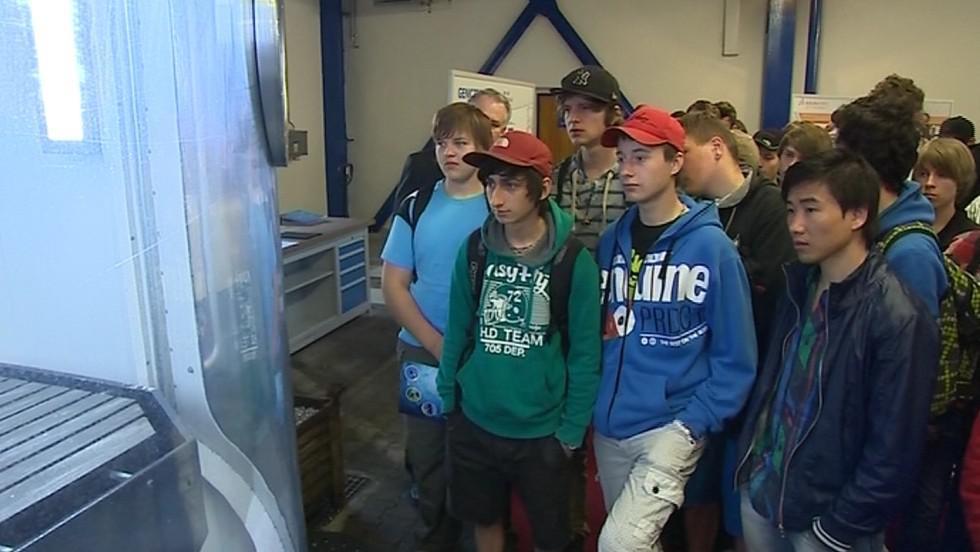 Dny strojírenství ve Zlíně mají oslavit hlavně mladé