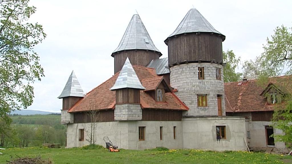 Hrad u Žacléře