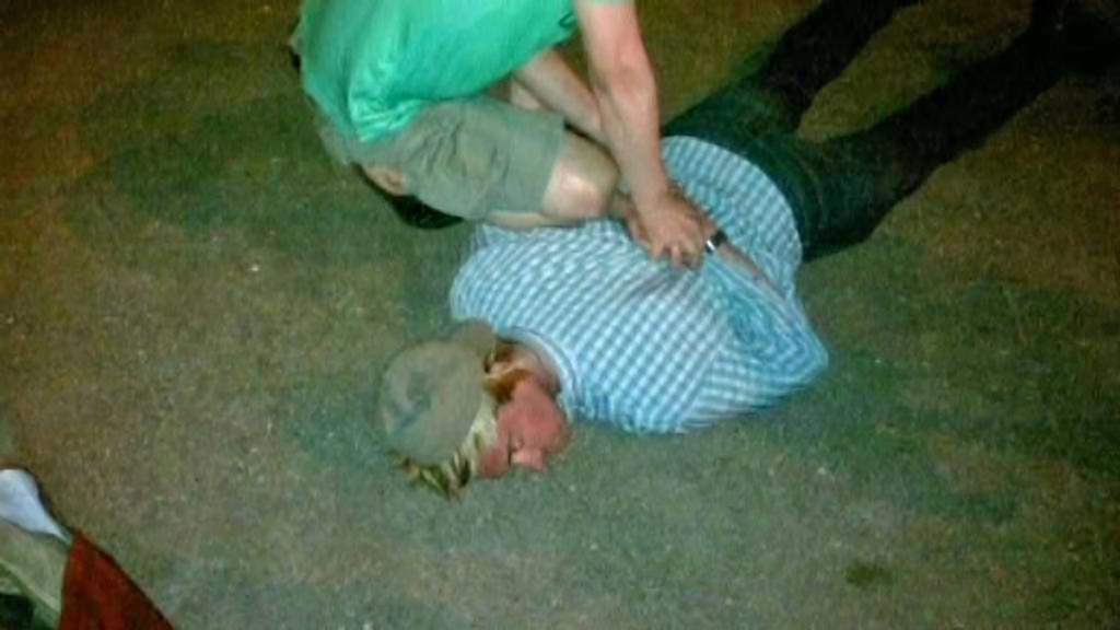 Zadržení Ryana Foglea