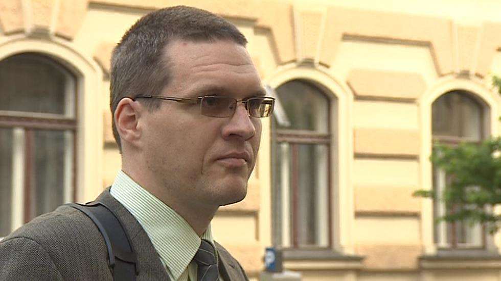 Kandidát na ředitele Národního divadla Brno Martin Gerych