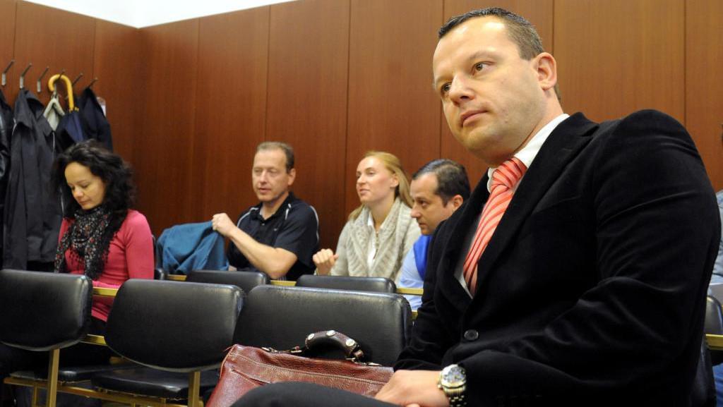 Zdeněk Bulawa před soudem