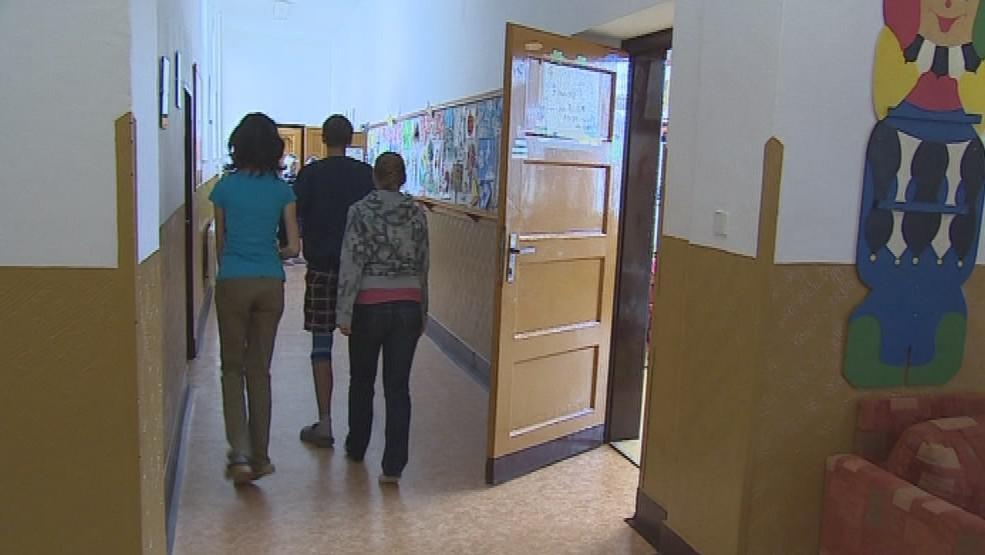 Žáci speciální základní školy si na nové prostředí v Tišnově rychle zvykli