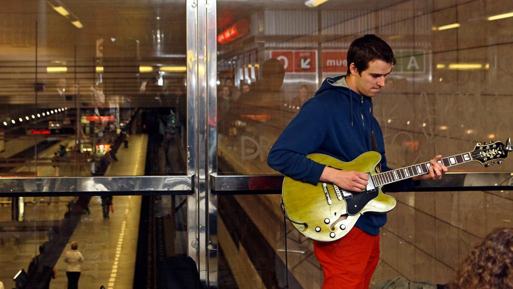 Nalaďte se v metru 2013
