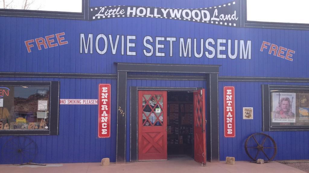 Filmové muzeum ve městě Kanab