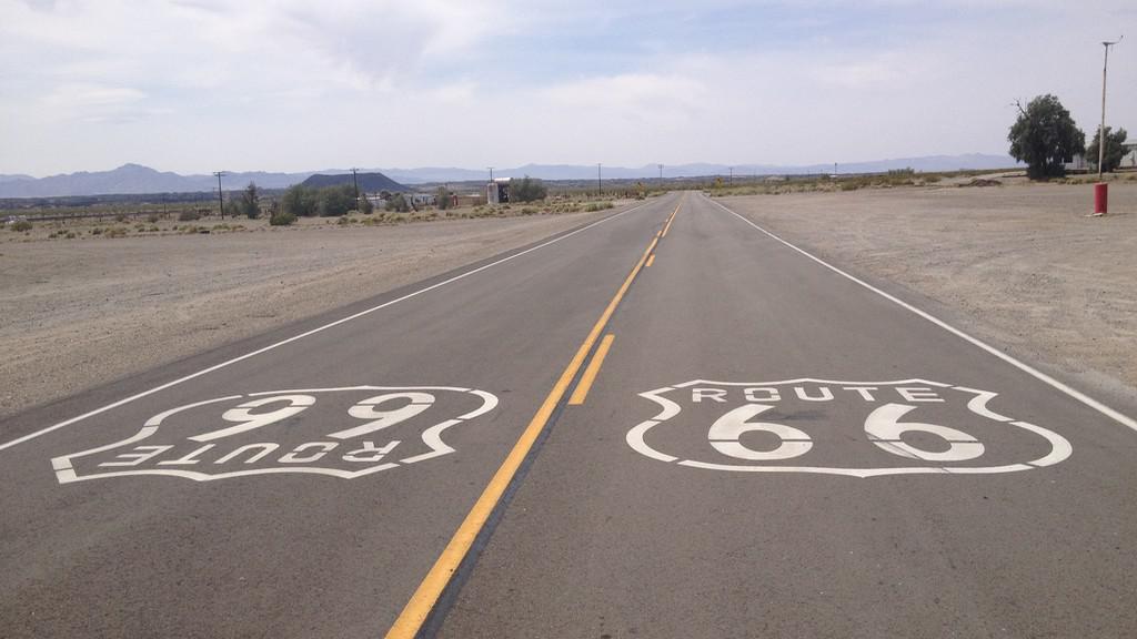 Slavná Route 66 spojila východ a západ USA