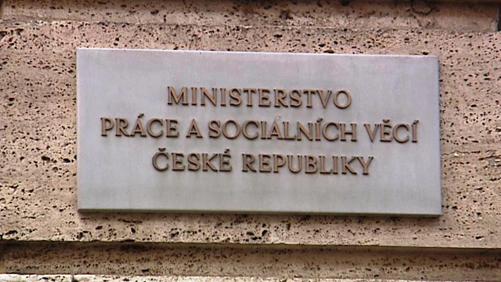 Ministerstvo práce a sociálních věcí