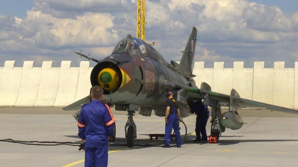 Letoun Su-22