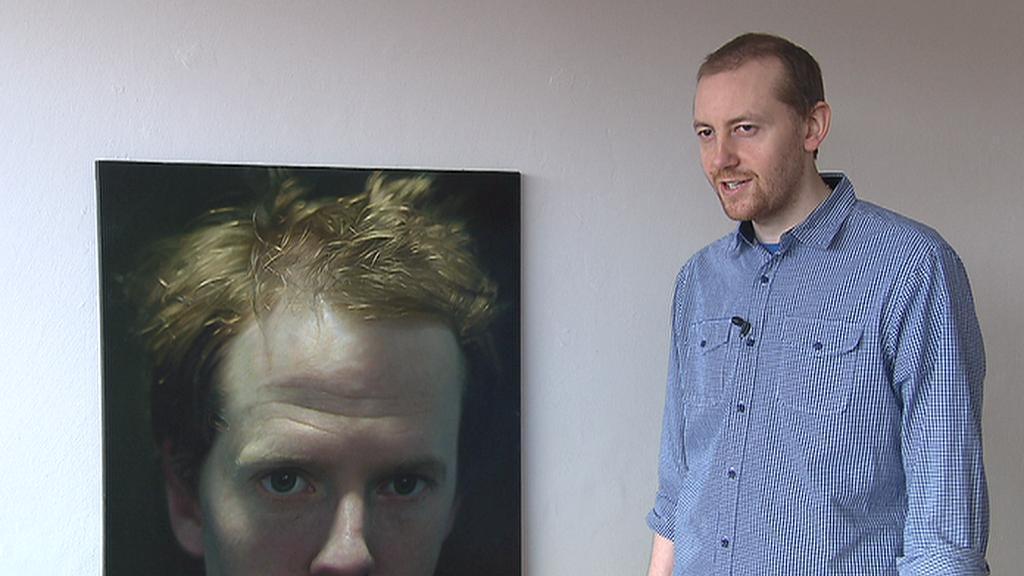 Jan Mikulka a jeho portrét Jakuba Wagnera