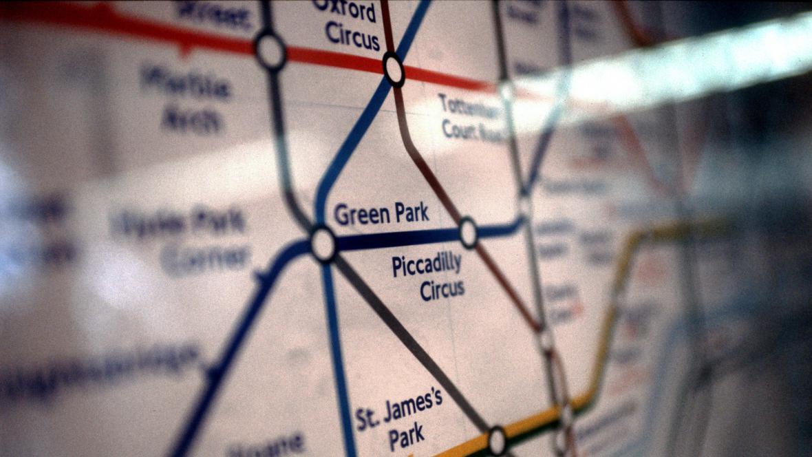 Doprava v Londýně