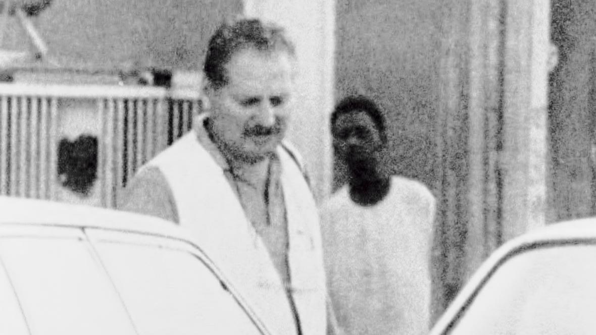 Carlos Šakal v Chartúmu v srpnu 1994