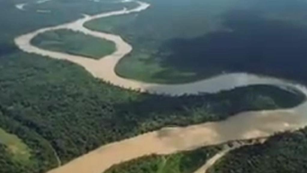 Nejdelší řeka světa - Amazonka