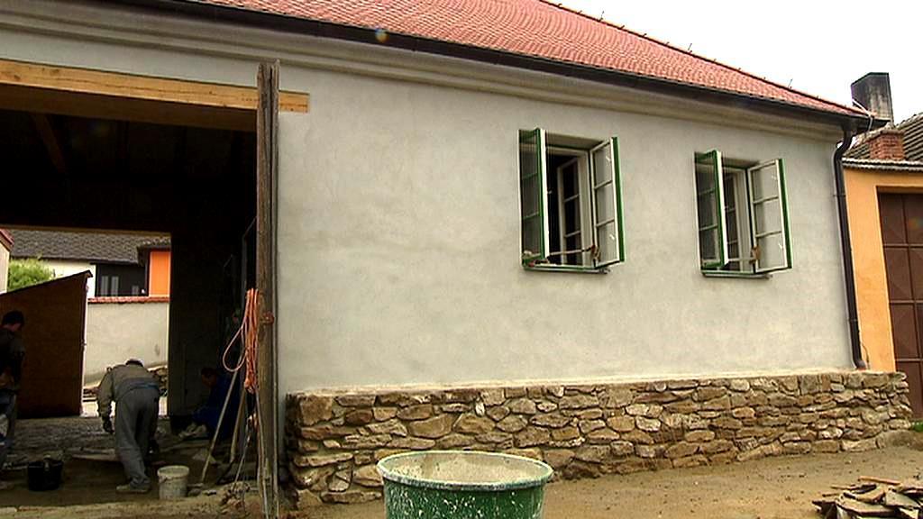 Rekonstrukce Kubišova rodného domu