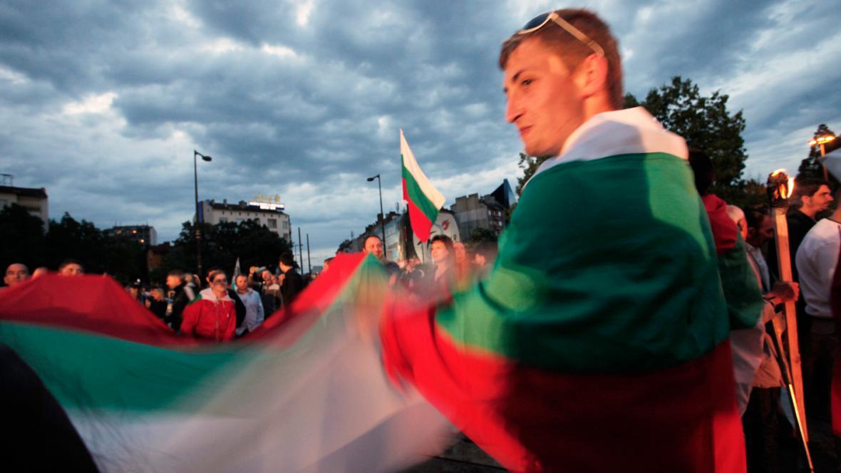 Bulhaři protestují proti výsledkům voleb