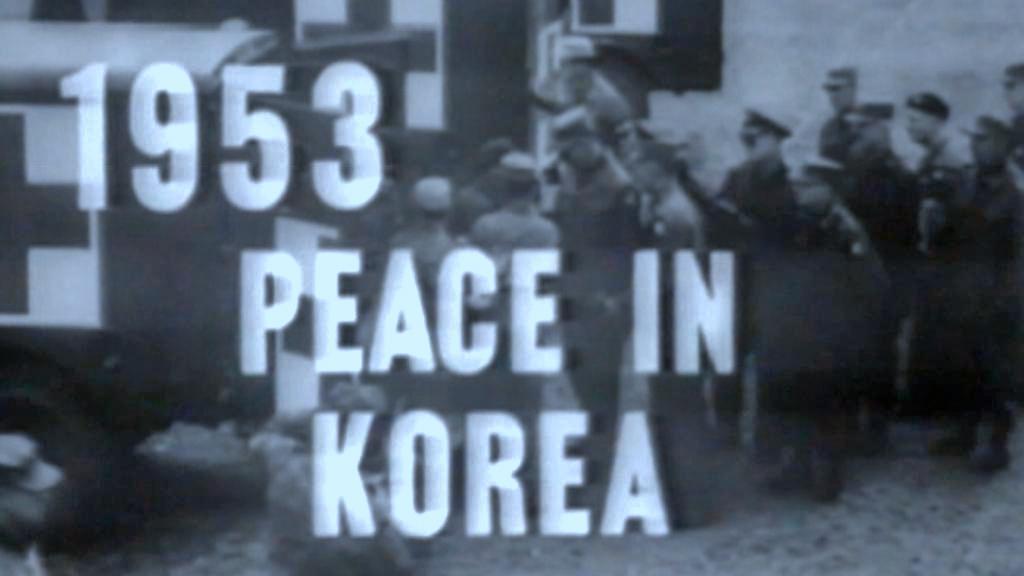 Konec korejské války