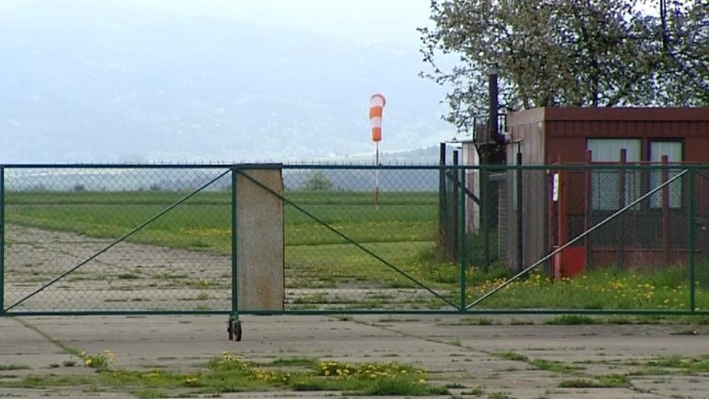 Letiště Cheb