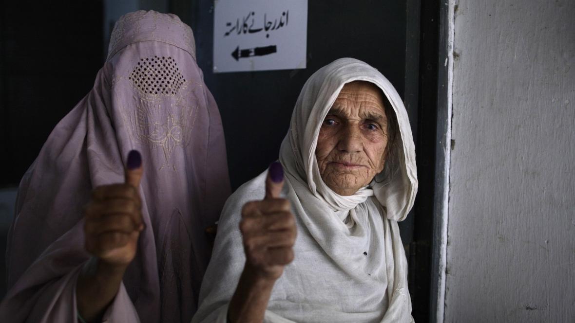 Parlamentní volby v Pákistánu