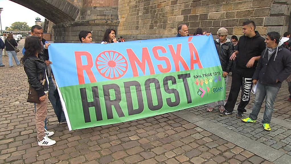 Pochod romské hrdosti
