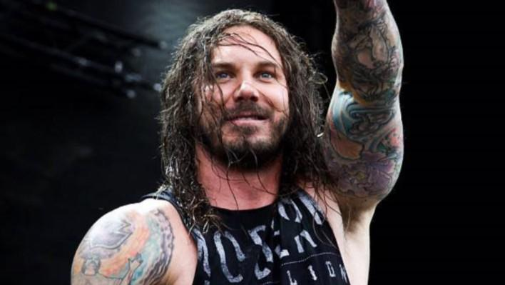 Frontman As I Lay Dying Tim Lambesis