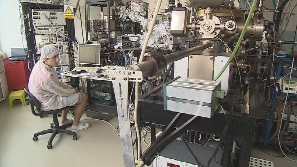 Nanovíry jsou tisíckrát menší než šířka lidského vlasu