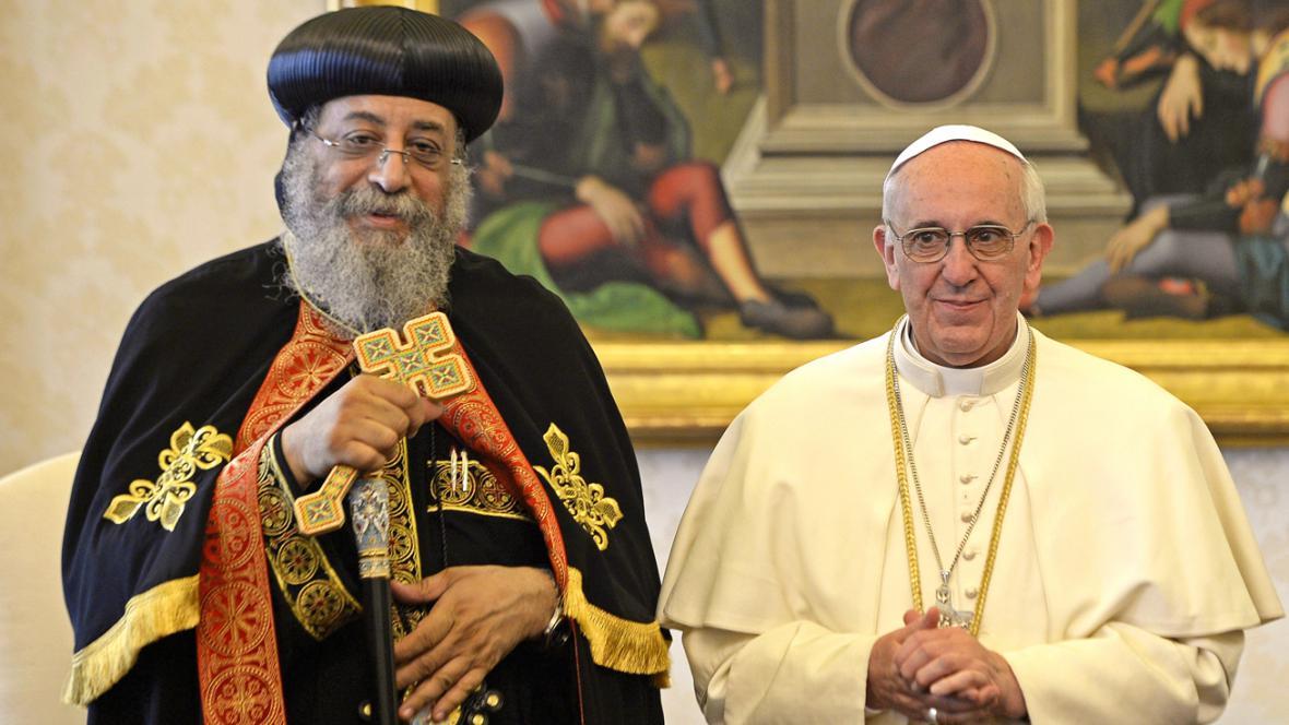 František a Tavadros II.