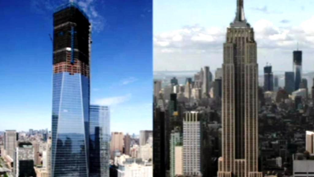Nové světové obchodní centrum