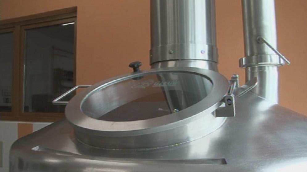 Minipivovar zatím nabízí nefiltrovanou jedenáctku a pšeničné pivo
