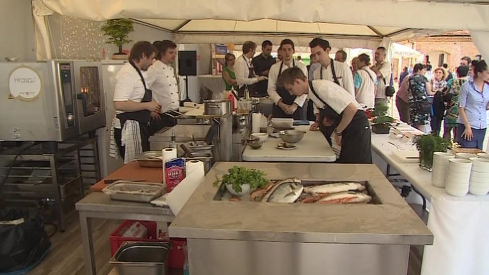 Na gurmánském festivalu se představí 15 restaurací