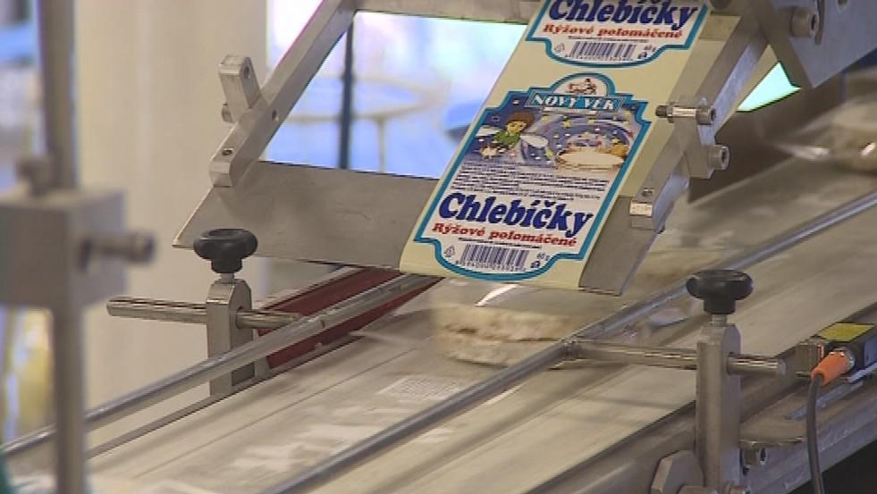 Trh s rýžovými chlebíčky není v Rusku příliš rozvinutý