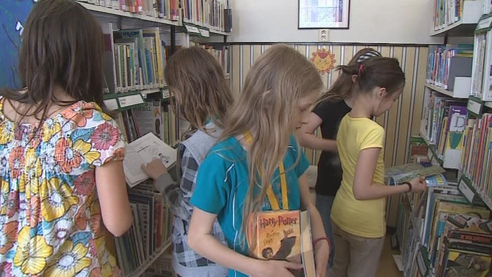 Knihovny cílí speciálními akcemi především na děti