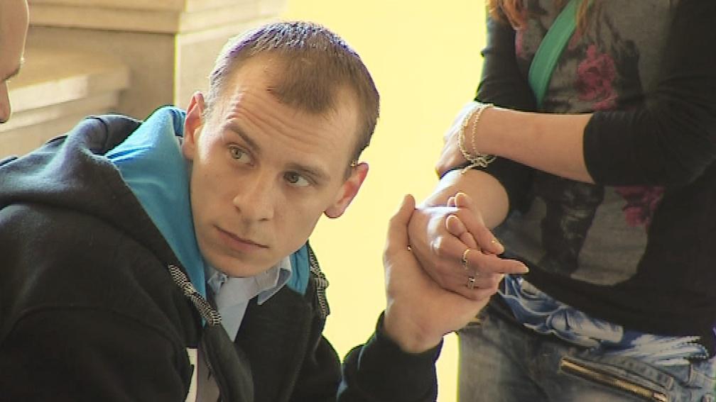 Obžalovaný řidič Roman Zábrš u odvolacího soudu