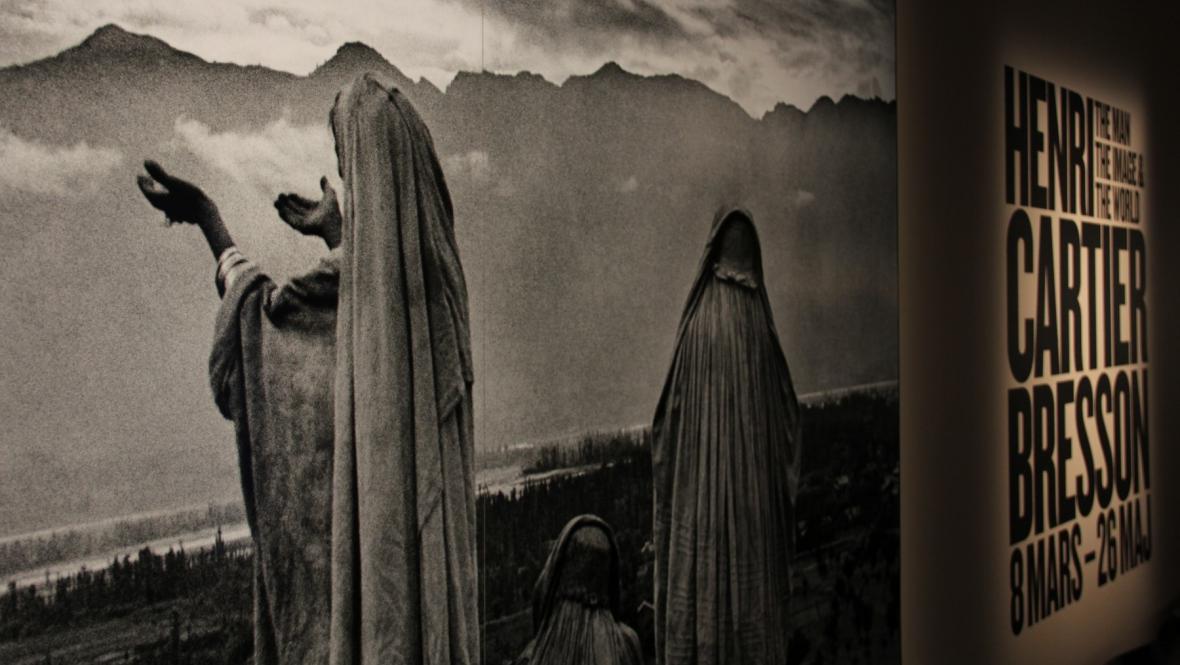 Ve stockholmské galerii Fotografiska právě probíhá výstava Henri Cartier-Bressona