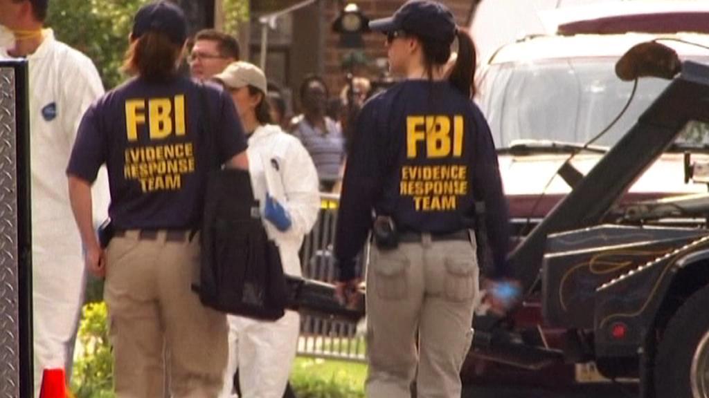 FBI na místě činu v Clevelandu