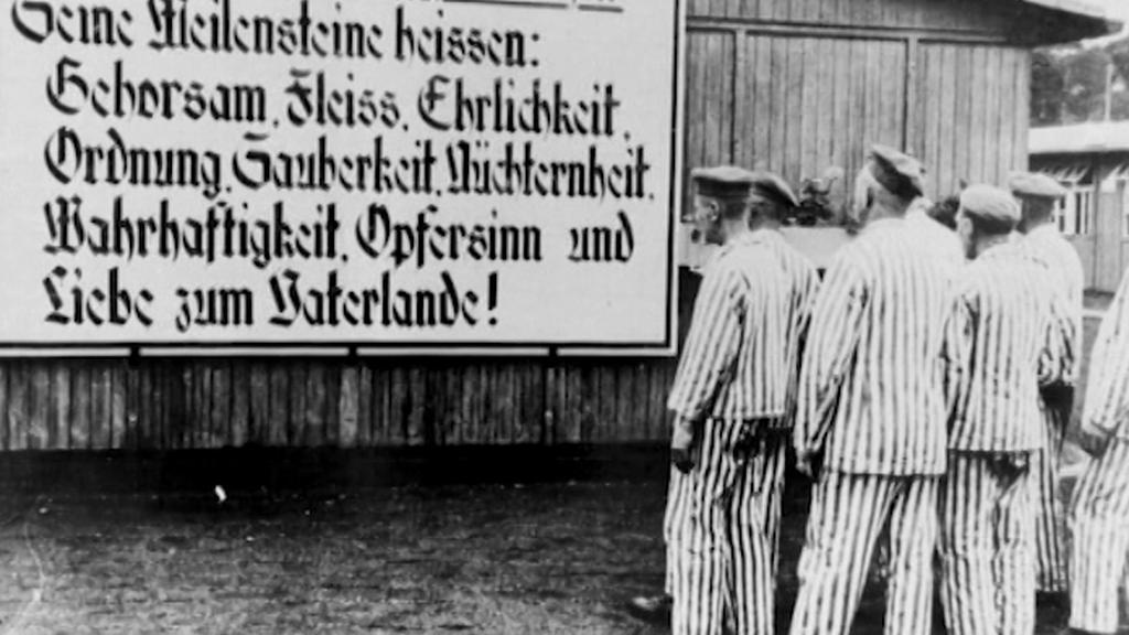 Výsledek obrázku pro foto studenti Sachsenhausenu.1939
