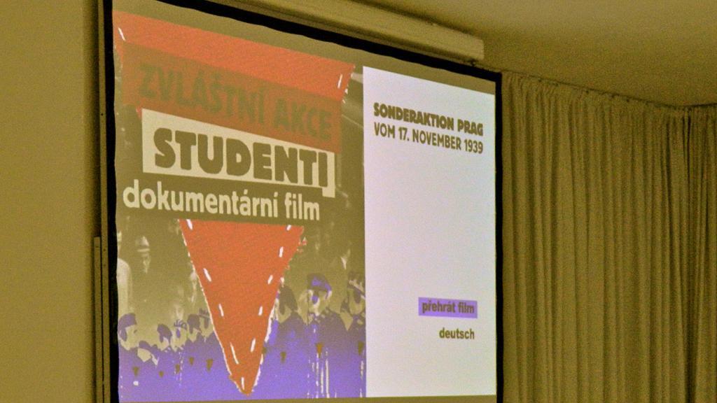 Dokument: Zvláštní akce Studenti