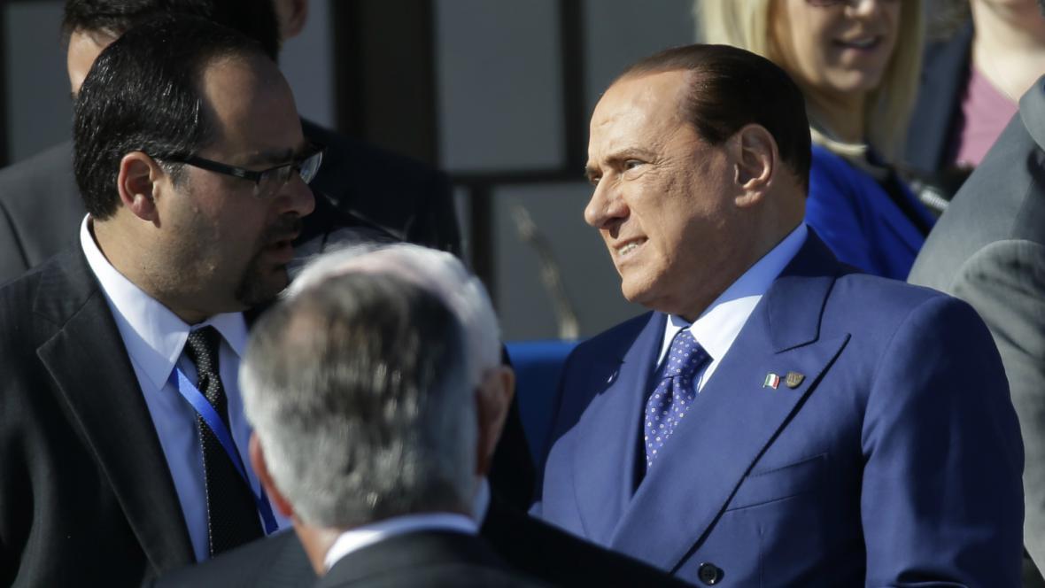 Berlusconi se zúčastnil otevření Bushova prezidentského centra