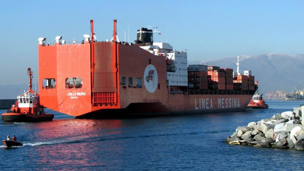 Loď Jolly Nero