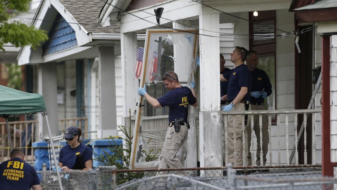 Dům únosců na Seymour Avenue