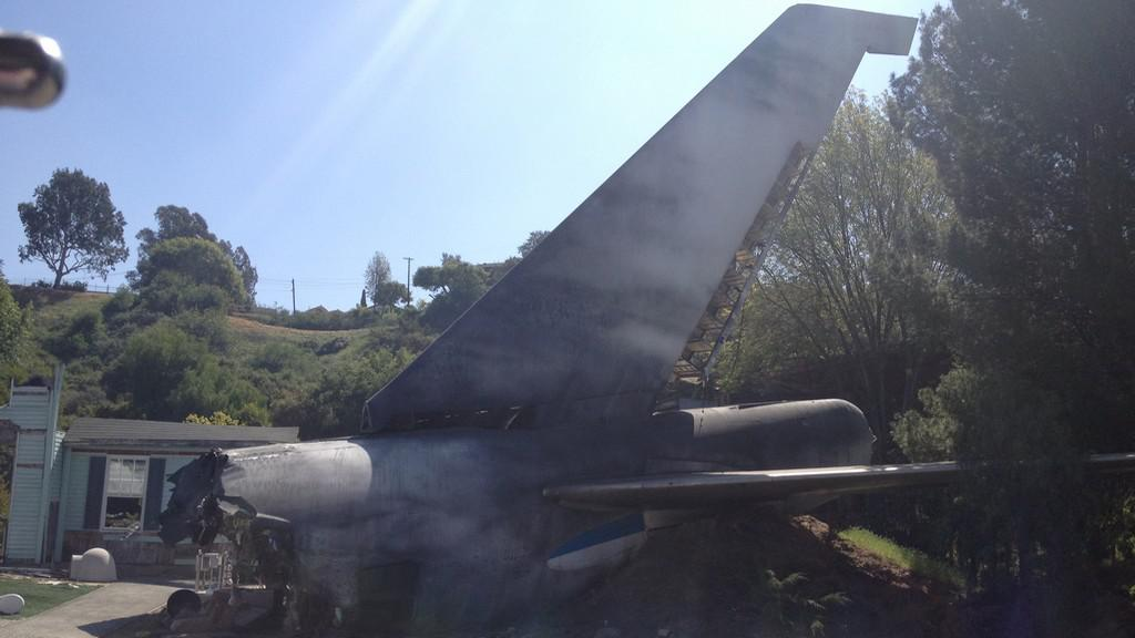 Letecká havárie pohledem Hollywoodu