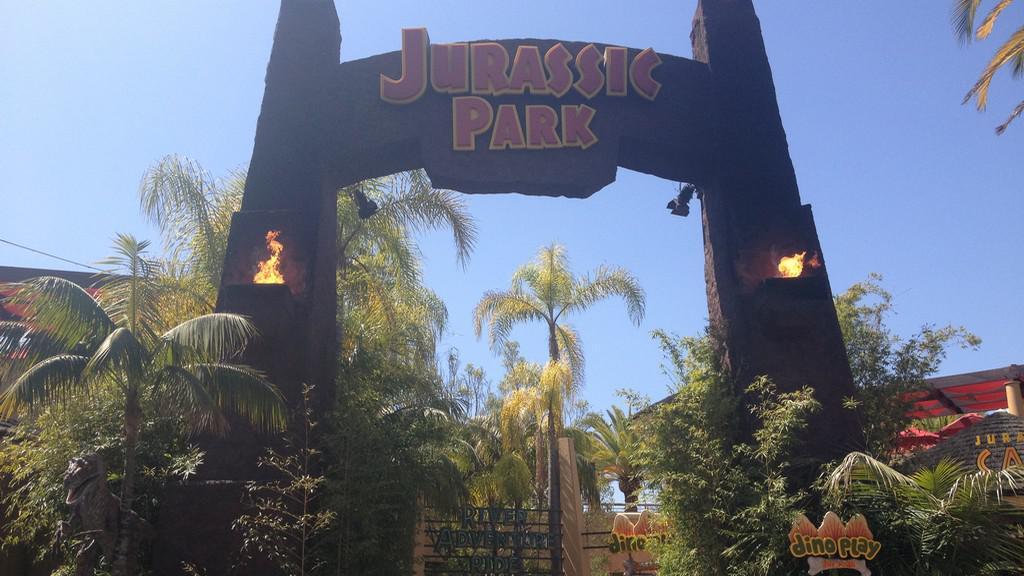 Vítejte v Jurském parku
