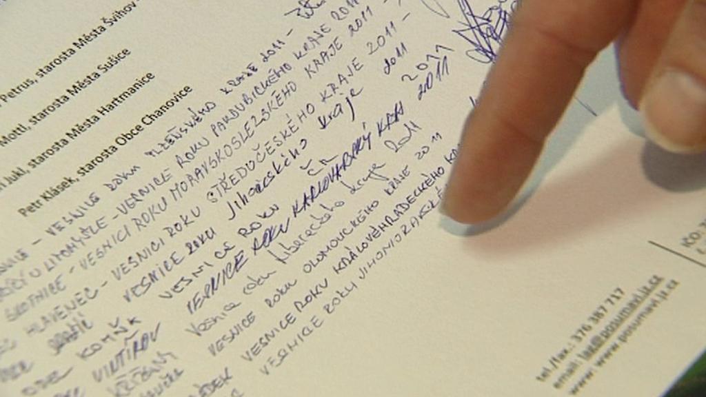 Dopis proti reformě regionálního školství