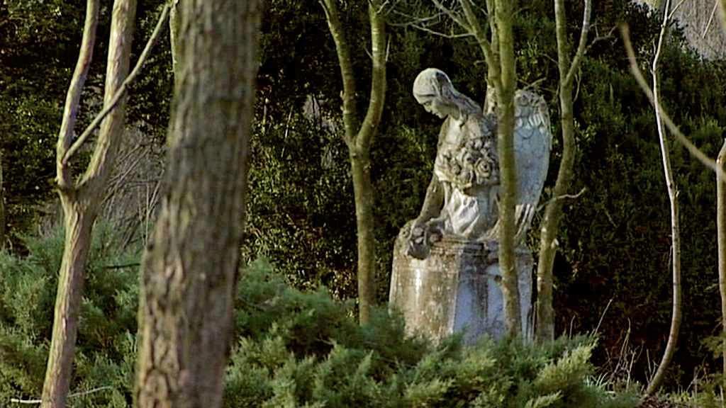Hřbitov ve východním Maďarsku